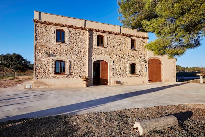 Cal Jepet del Concer Masia Rural - Sant Jaume dels Domenys - Vila