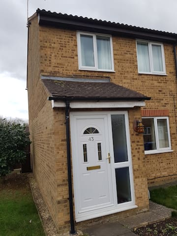 2 bed spacious house