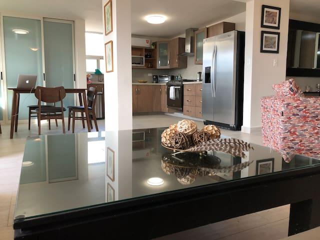 Apartment in San Pedro near Calzada & Vasconcelos