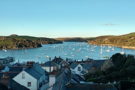 House in Salcombe - amazing views - Salcombe