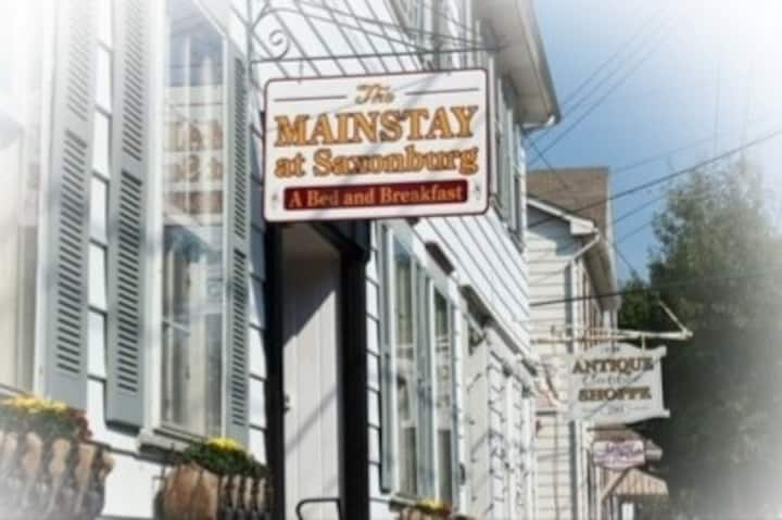 The Mainstay at Saxonburg A Bed and Breakfast