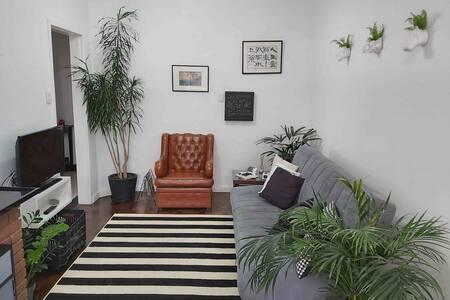 Apartamento 3A- Até 5 pessoas no Centro!