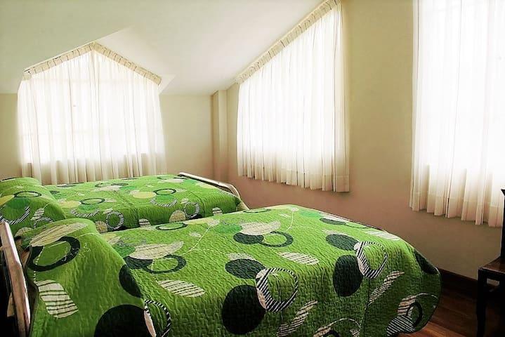 Casa de Campo Lago Sagrado - Habitación Quimsa