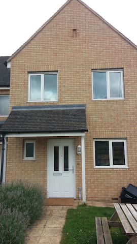 House, near station with parking - Moreton-in-Marsh - House