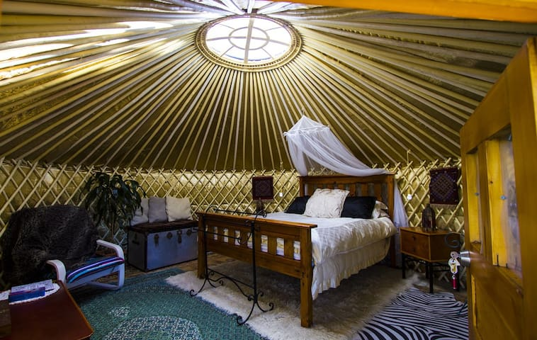 Glamping at its finest!!