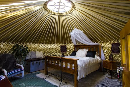 Glamping at its finest!! - 奥克兰 - 蒙古包