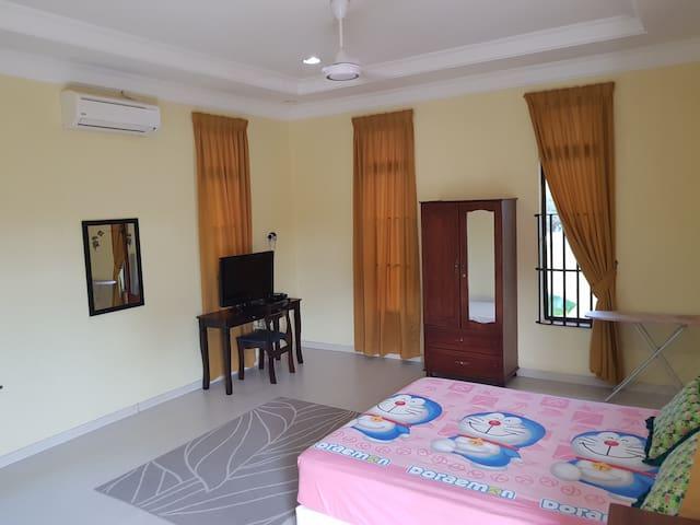Comfy studio room in Kota Bharu (Baitul Hasanah#1)