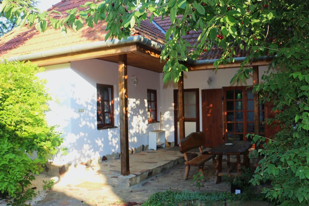 Vidraház vacation house
