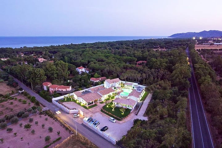 Eliantos JSUT-C, with SPA and shared Swimming Pool