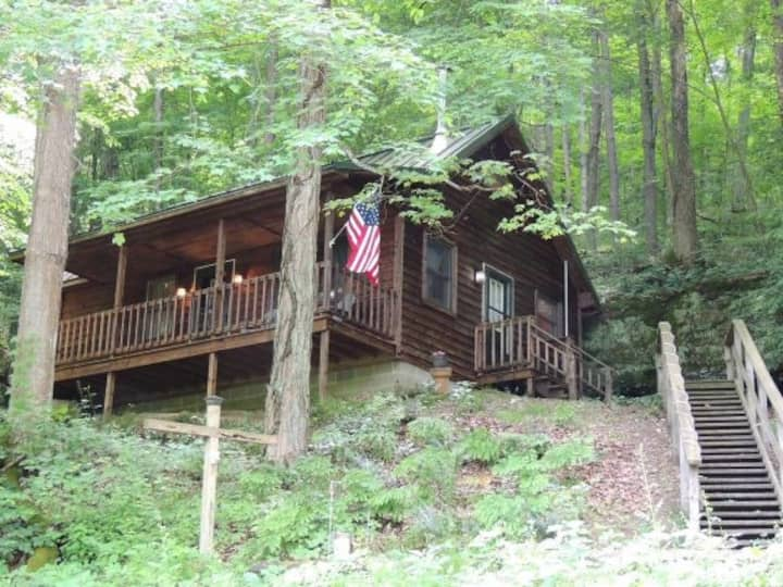 Boch Hollow Cabin by State Nature Preserve