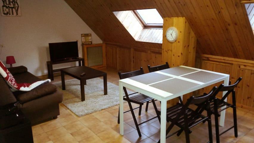 Ático en el Centro de Andorra - Escaldes-Engordany - Pis