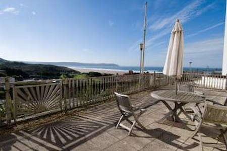 3 Narracott Apartments, Woolacombe - Woolacombe - Departamento