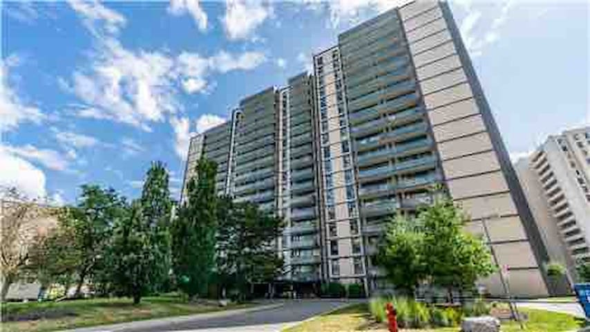 Large room in two room unit! Near Fairview Mall