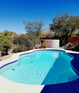 North Scottsdale House w/ Pool & Fantastic Hiking - Scottsdale - Maison