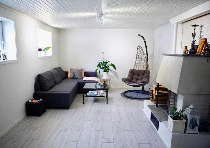 Room close to Oslo Airport