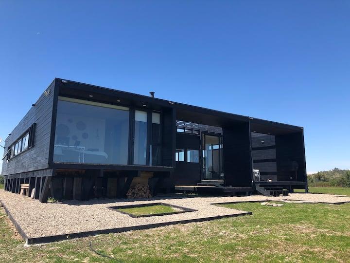 Exquisita casa para compartir cerca de la playa.
