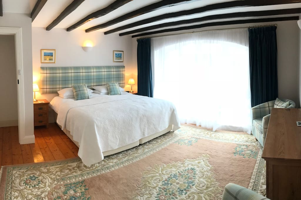 Double room (Super king bed)