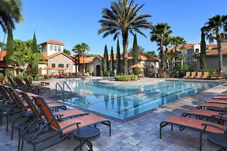 POOL/Hot Tub 3BR Near Disney New Reno'd - Sleeps 8