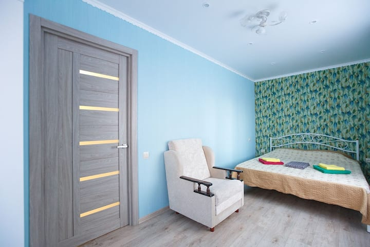 2-комнатная на Тульской, 6