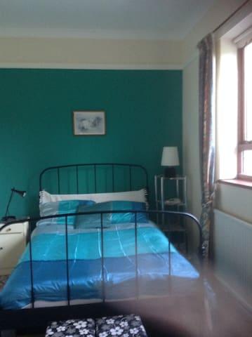 Dunblane:  Riverside Home Double Bedroom