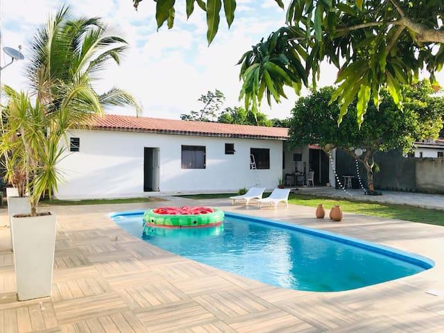 Casa de pequeno porte (edícula) Barra do Jacuipe