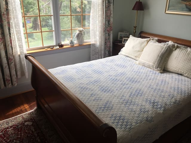 Cute Bedroom for Two in Sunnyside near Manhattan - Queens - Sorház