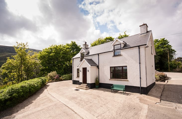 Drumfaskey cottage Cushendun The Glens of Antrim