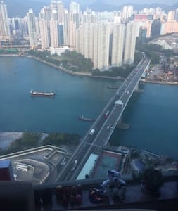 Single room with breathtaking view - Hong Kong - Apartment