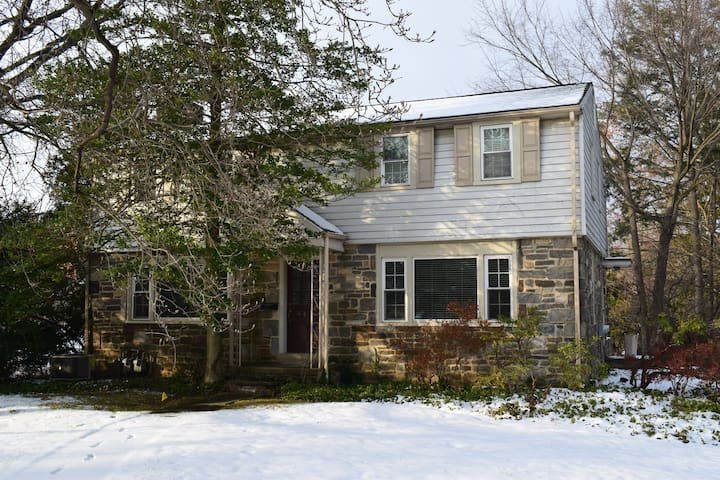 Charming 3 bd Wynnewood Home in excellent location