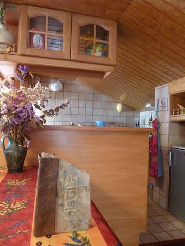 Habitación con vistas - Sant Cugat del Vallès - Apartment