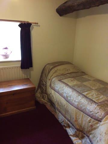 Felin wynfa twin room