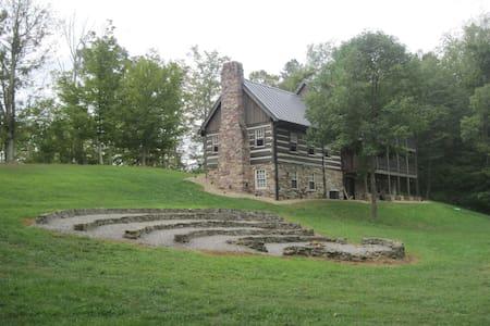 Camp Agaming: a Private 35-Acre Log Cabin Retreat