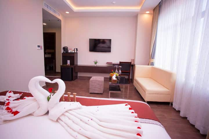 Grand Suite Room · HM Grand Central Hotel(Grand Suite)