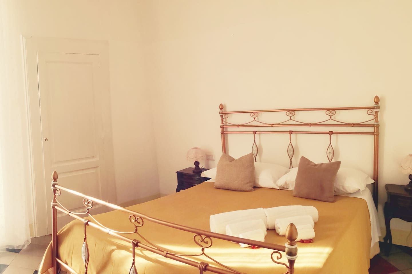 Double Room with Sofa Bed, Private Bathroom and Private Balcony   #Camera Sole
