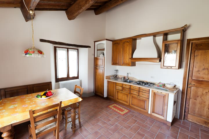 Casa Colonica /Vivi la natura - Modigliana - Lejlighed