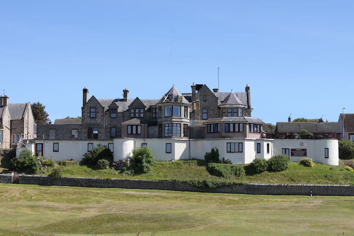 Skerry Brae Hotel - Lossiemouth. Double/Twin Room - Lossiemouth - Bed & Breakfast