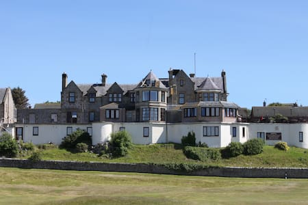 Skerry Brae Hotel - Lossiemouth. Double/Twin Room - Lossiemouth