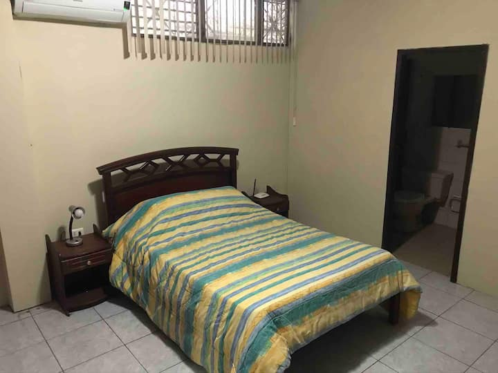 Suite independiente LAURA Kennedy Norte-Guayaquil