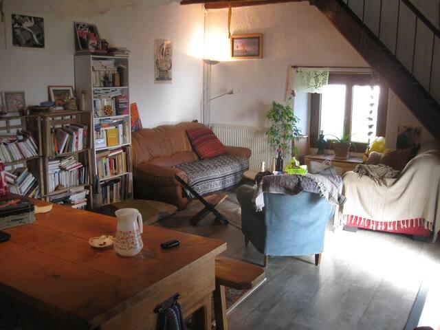 Chambre privée entre Aurillac & Station du Lioran