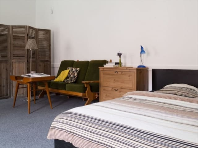 Private room in Nürnberg with free parking