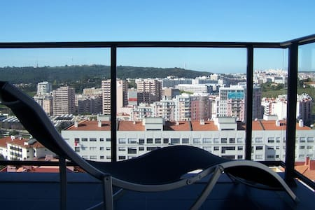 Luxury apartment in Lisbon with swimming pool - Apartment