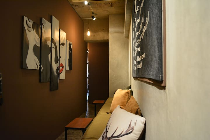 BookTeaBed GINZA COMPACT STYLE-B - Minato-ku - Hostel