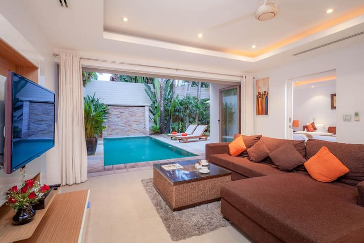 Two bedrooms The Residence Resort and Spa