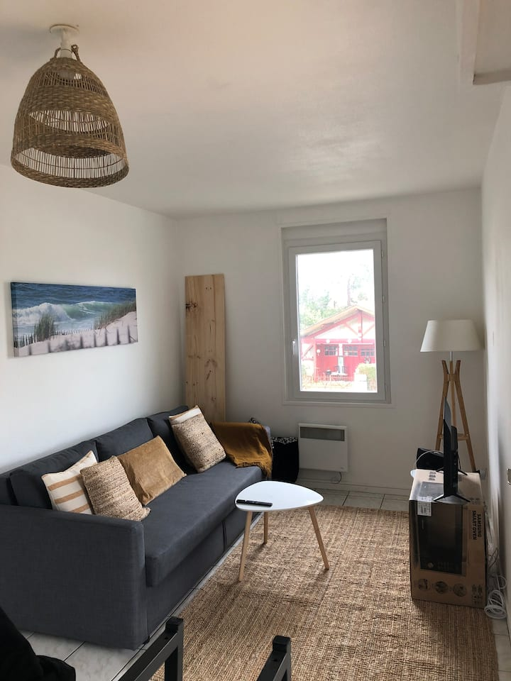 Cosy unit near thé beach
