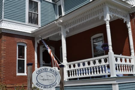 Cheney House Bed & Breakfast - Ashland