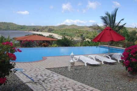 Lux Beachfront - Pvt Pool - Views - Boca Chica