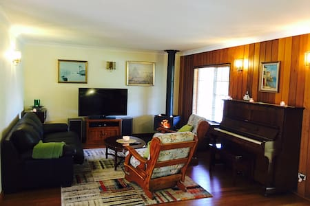 Cosy country cottage - Callala Beach