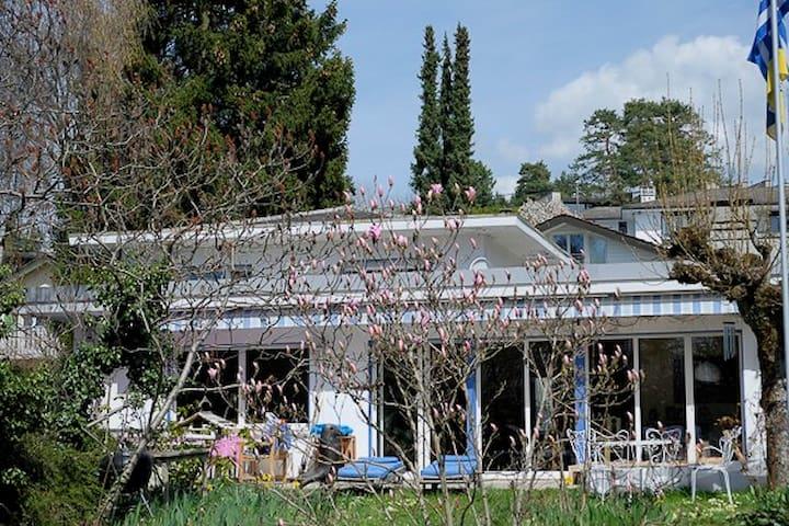 Villa  cozy, tranquilité absolue - Lausanne - Villa