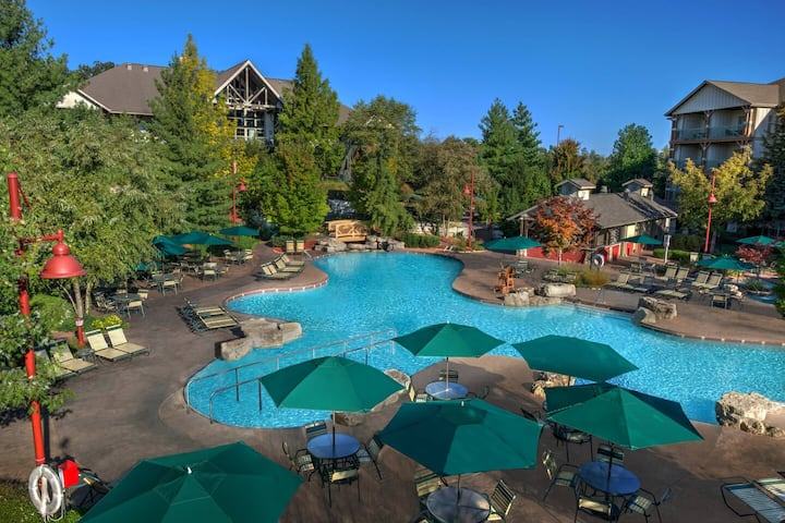 Marriott's Willow Ridge Lodge Studio (sleeps 4)