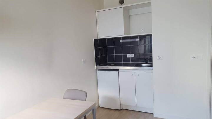 Logement de 18 m2 à Paris